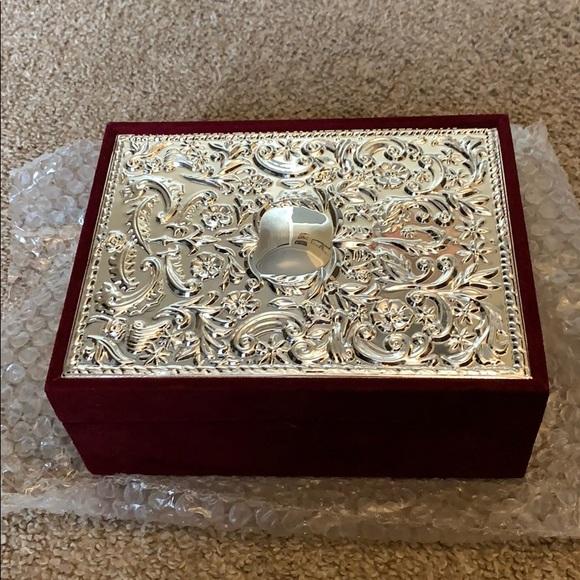 Godinger jewelry box
